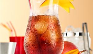 Pom island ice tea