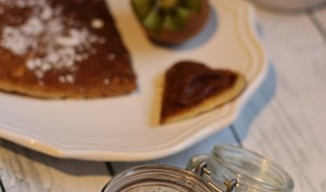 Compote au chocolat à tartiner
