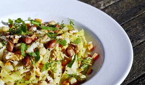 Salade chana dal