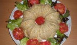 Cake aux légumes de Catherine
