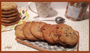 Cookies au lait concentré sucré