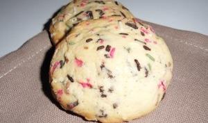 Cookies tigrés