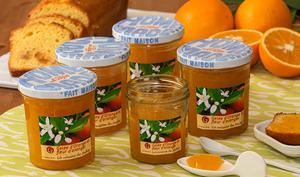 Gelée d'orange d'Altéa à la fleur d'oranger