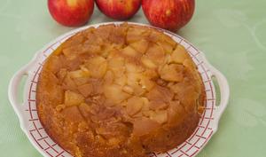 Gâteau breton version tatin