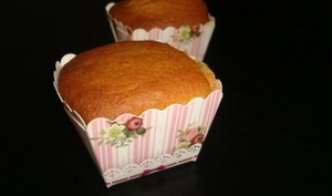 Mini cakes aux fraises Tagada