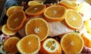 Canard à l'Orange à ma Façon