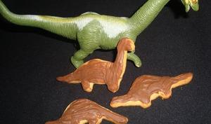 Dinosaurus fait maison