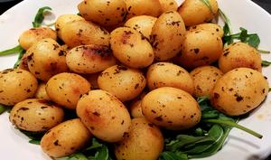Pomme de terre grenailles risolée