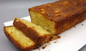 Cake pommes coco