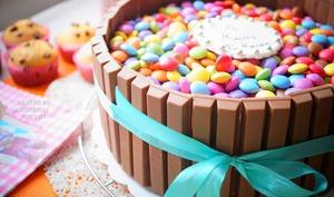 Gâteau de Pâques au chocolat