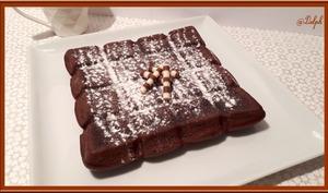 Gâteau au chocolat à la compote