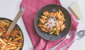 La vraie sauce bolognaise