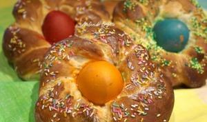 Nids et animaux de Pâques