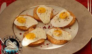 Toasts de Pâques
