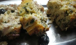 Plats cuisine algérienne