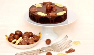 Gâteau pascal tout chocolat