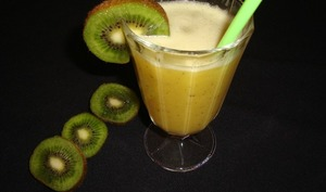 Cocktail orange kiwi et citron