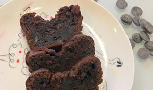 Cake très chocolat et très moelleux