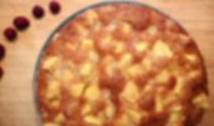 Gâteau au sucre de coco