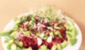 Purée crue de légumes