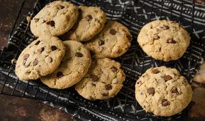 Cookies sarrasin chocolat pécan