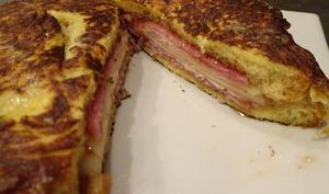 Monte Cristo sandwich de Giada de Laurentiis