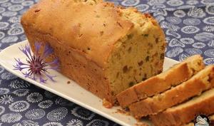 Cake rhum raisins aux fruits confits