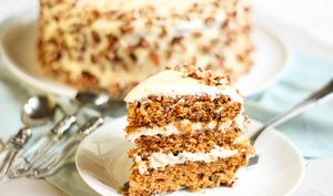 Carrot cake hyper moelleux