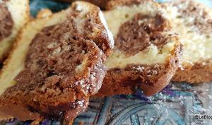 Cake marbré autrichien