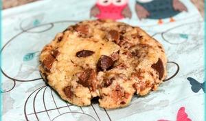 Cookies aux deux chocolats de Cyril Lignac