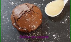 Amandine au chocolat
