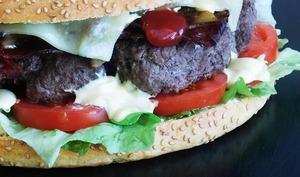 Burger XXL à partager