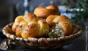 Petits pains moelleux au babeurre