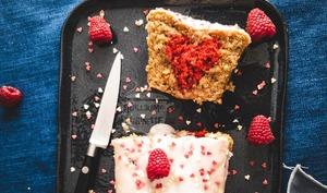 Cake cœur