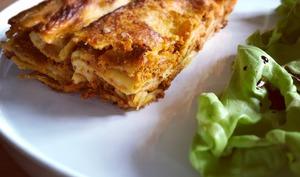 Les lasagnes à la française