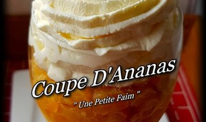 Coupe d'ananas