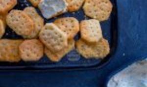 Comment faire des TUCs maison ? Crackers salés