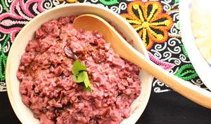 Salade de betterave à la syrienne