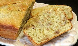 Cake au fromage blanc et aux noix