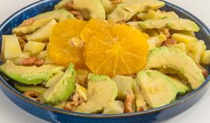 Salade des Bermudes aux pommes de terre primeurs