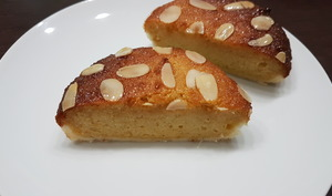 Tartelettes amandines