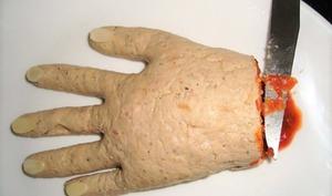 La main de l'horreur