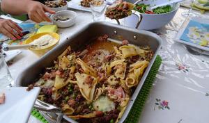 Pâtes siciliennes al forno