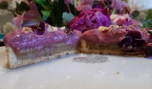 Tartelettes Rhubarbe et Cassis
