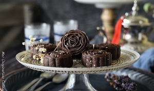 Sablés prestige au chocolat