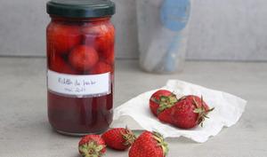 Pickles de fraises
