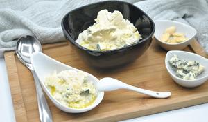 Crème de chou-fleur au fromage