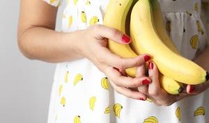 Tartines gourmandes banane, comté et cardamome