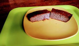 Gâteau d'amandes à la cerise