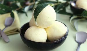 La Crème Glacée à l'Huile d'Olive